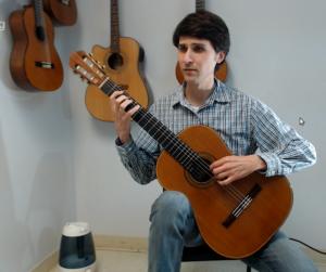 Devin Ulibarri music instructor
