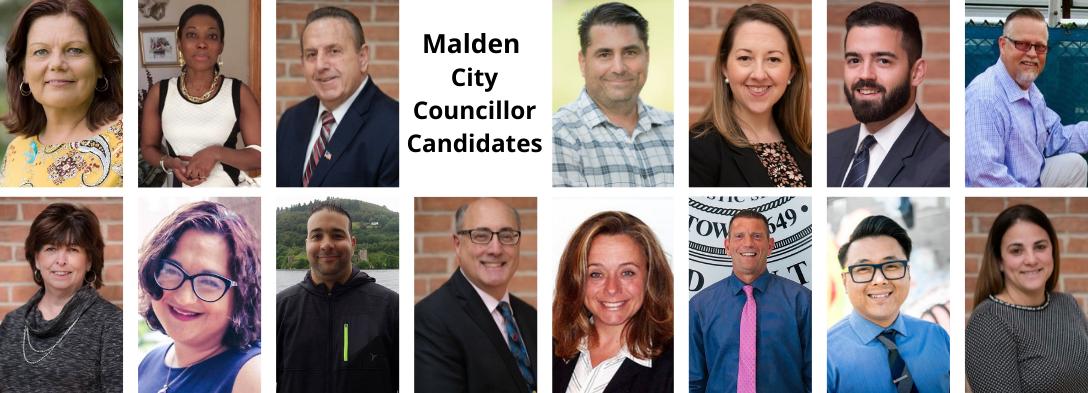 City Councillor Candidates